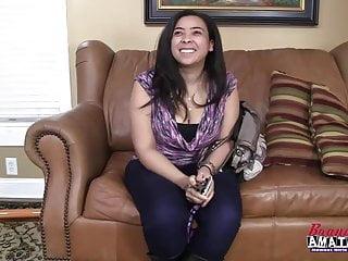 Raquel darrian porn star Brandnewamateurs raquel first porn audition highlights