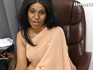 Strip tutor - Indian tutor seduces young boy pov roleplay in hindi