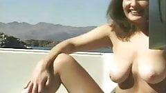 Bikini Babe with Big Boobs and Hairy Pussy GV00036