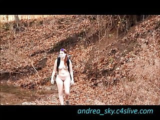 Shannon sky nude video Nude backpacking- andrea sky