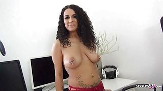 RAW ANAL SEX FOR GERMAN CURLY HAIR TEEN MARA MARTINEZ