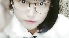 Asian sissy
