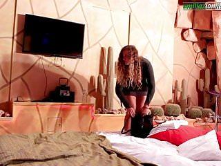 Teen video host The host integral version- foot worship punishment