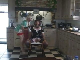 Latex paint class c rating - Nurse madame c teases angelica in the kitchen again