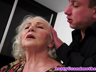 Old Lady Porn Video