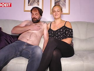 Transvestite first time sex Letsdoeit - first time sex on camera with german couple