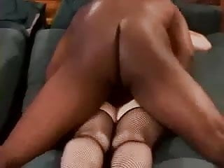 Bull porn stepdad - White hotwife in a room full of black bulls
