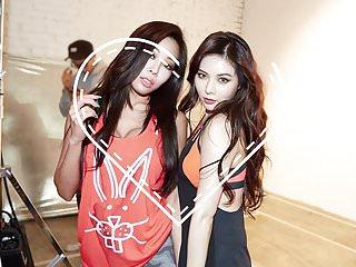 Kim catrell sex videos Cum tribute kim hyuna and jessi 1