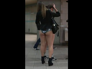 Www bart fucking lisa - Two excellent candid thong bubble butts at bart ls2