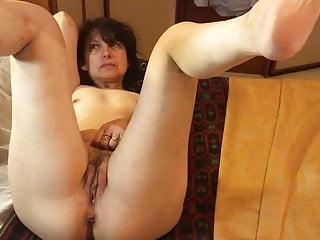 Nudist italians - Paola 58y birthday video