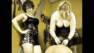 Slave Worships Mistres Ass (Recolored)