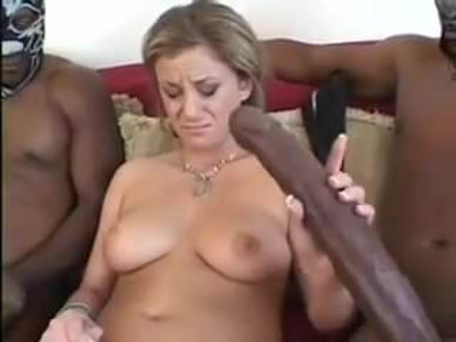 Hot Girl Fucks Huge Cock