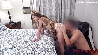 Pooja Hegde sexy fucking in hotel