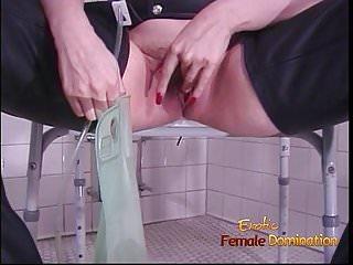 Mistress and boy porno movies - Naughty bitches enjoy making some kinky bdsm porno sex scene