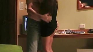 50 yr old Slut Wife taken to hotel to be fucked.