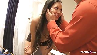 Cute Thai College Teen Lana Seduce to Wet Fuck by Step Bro