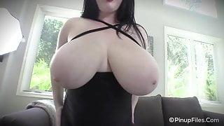 Sexy Pale Babe - Big Soft Tits
