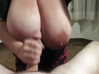 Titty fuck gallery free - Maria titty fuck and handjob