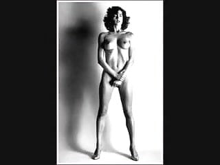 Young nude art biz Cold beauty - helmut newtons nude photo art