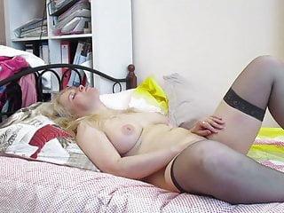 Tania zetta sex Tania blonde russian milf pasionate fuck