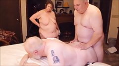 Старая бисексуальная вечеринка