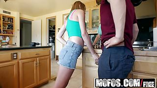 Mofos - I Know That Girl - Ceces Perky Big Tits on Camera st