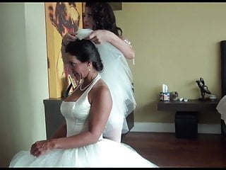 Pms traumatic teens Pm - lesbian bride and bridesmaid by kr