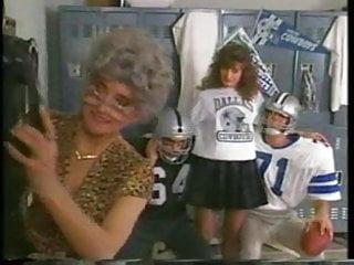Girl fucked in lockerroom - Grannie is a lockerroom whore