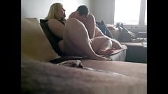Fat mother loves sex