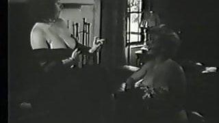 Betty Kidder and friend