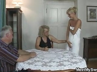 Lewd mature naked - Lewd old parents fuck my gf