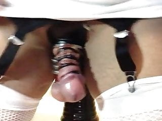 Sissy slut for cock - Sissy slut fuck asshole big toys bitch