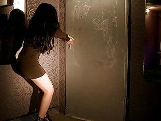 Brutal bound porn Seductive alice bound in the toilet.