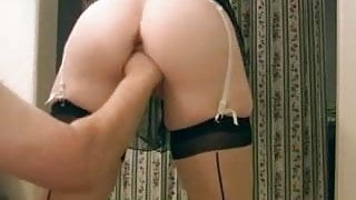 Amateur Housewife fisting