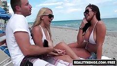 RealityKings -Aaliyah Love Destiny Dixon Levi Cash - Booty B