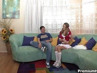 Natalia cruze hardcore Natalia rossi plays naughty cheerleader