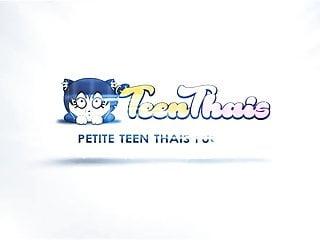 Model teen tina - Thai teen, tina got fucked hard in the ass and liked it
