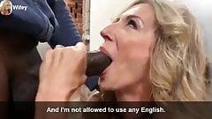 Обожаю мою новую французскую учительницу, дорогая!