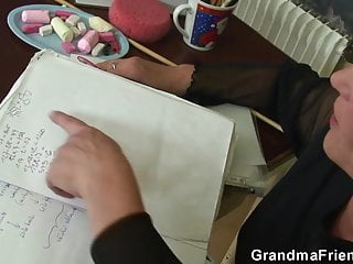 Teachers and boys sex Granny teacher and boys teen