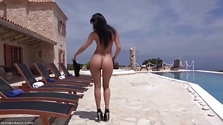 Very hot and sexy girls with hot ass and pussy compilation