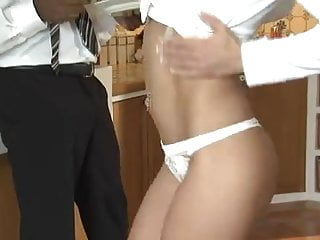 Interacial blowjobs Maid alisha laine interacial dp