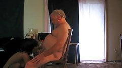 This Old Chubby guy likes to pay for sex