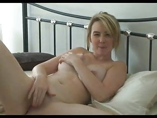 K naked Joi - k on the bed