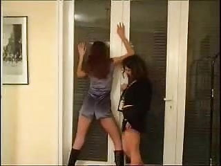 Tight ass teen janna - Janna kira come home from party...f70