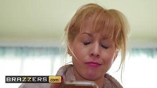 Erica Lauren Michael Vegas - Cock Blocked By Step Mom - Brazzers