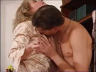 Russian amateur stockings nylons Leg hump and leg fuck with hot mom