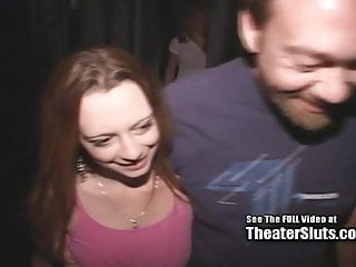 Theater camp for teens Pretty small tits teen gangbang in porn theater