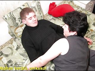 Interracial cuckold captions Slideshow: mom liza with finnish captions