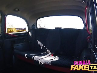 Young girl sucks cock in cab Female fake taxi lovita fate hits and fucks passenger in cab