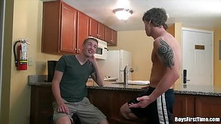Straight Ben Gets Fucked For the First Time - RealityDudes